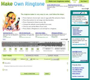 makeownringtones