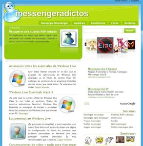 messengeradictos