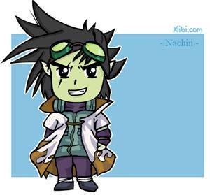 xiibi-nachin-custom