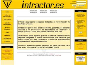infractor