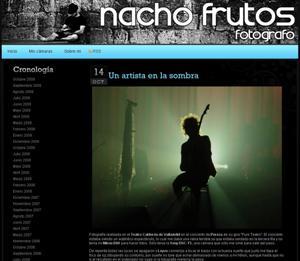 Nacho Frutos