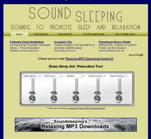 soundsleeping