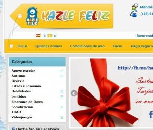 hazle_feliz